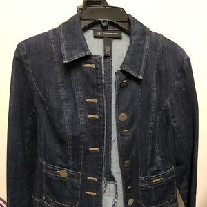 INC Denim jacket size S women